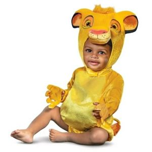 Lion King Simba infant Halloween costume
